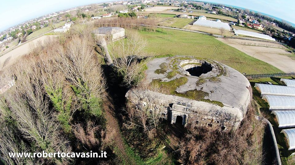 Alla Scoperta delle fortificazione del litorale, a pochi km da Jesolo. Ora sono state restaurate e sono visitabili!