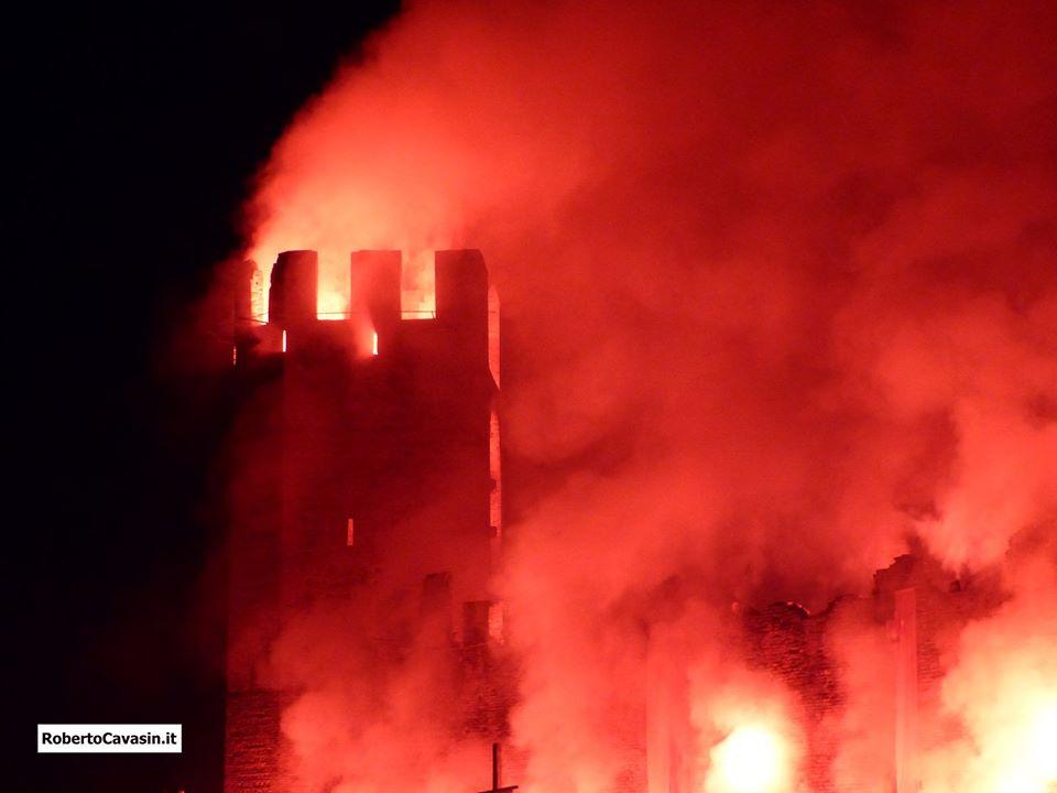 Giochi di fuoco e Incendio della Città