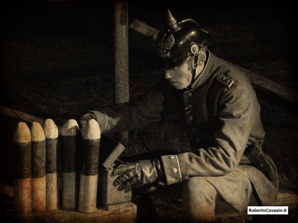 Natale in Trincea - Rievocazione Prima Guerra