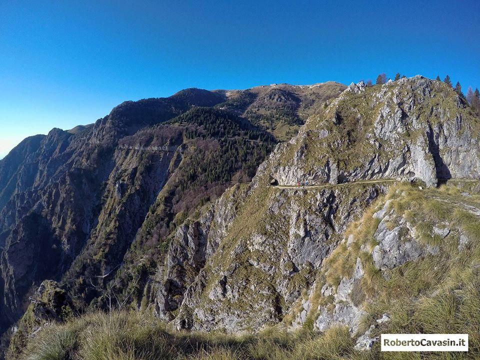 Sentiero delle Meatte - Monte Grappa (VI)