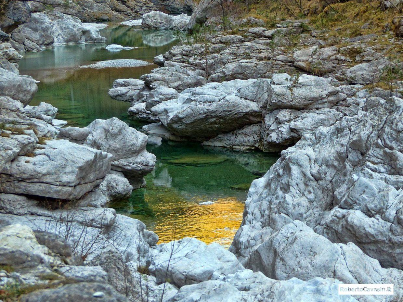 Da Tramonti di Sopra al Borgo Frassaneit - (PN)