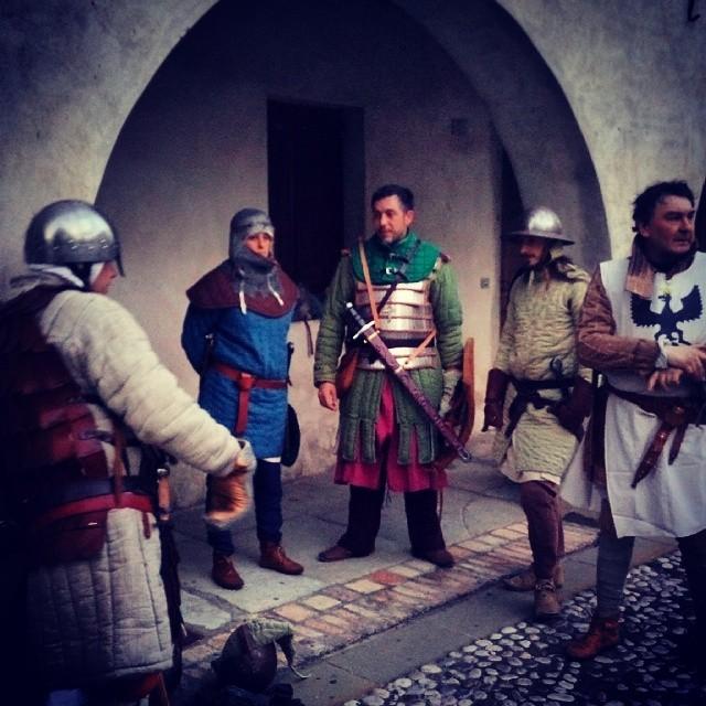 Rievocazione Medievale a Portobuffolè (TV)