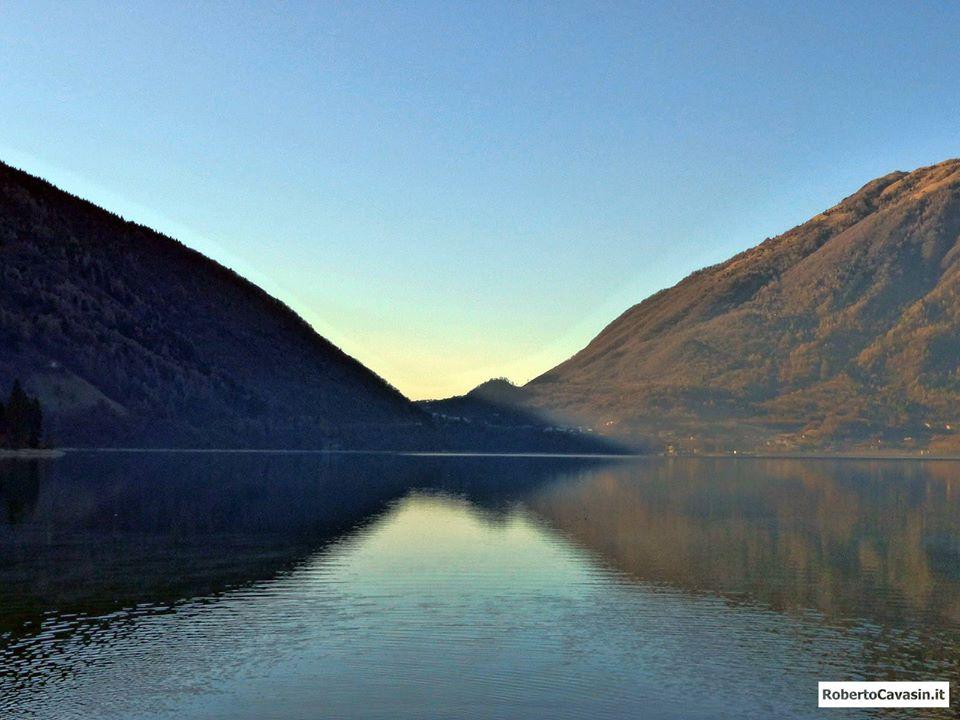 Lago di Santa Croce - Alpago (BL)