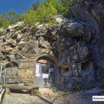 Vallo Alpino del Littorio - Opera 9bis a Cima Gogna (BL)