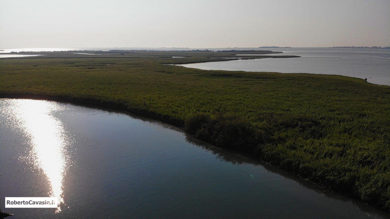 Riserva naturale regionale Foci dello Stella a Marano Lagunare (UD)