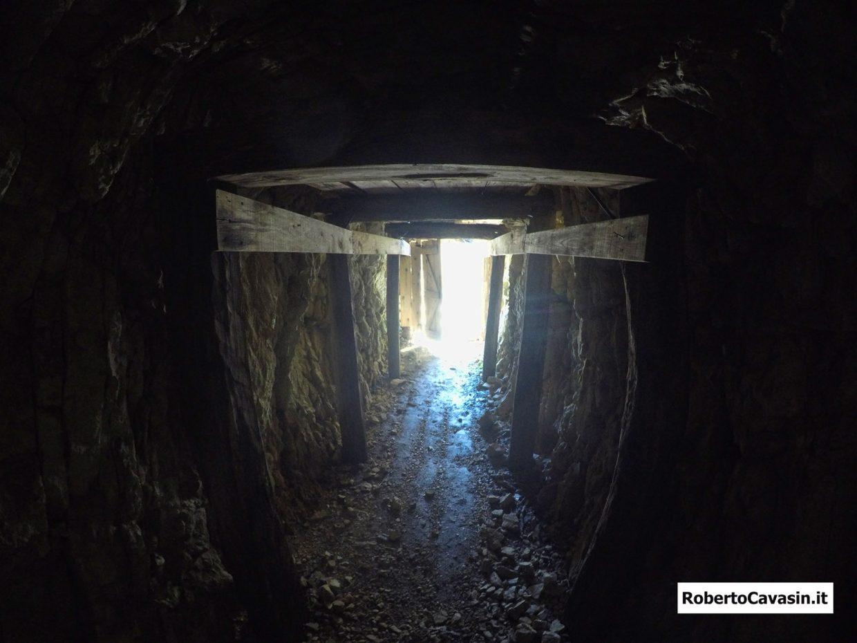 Trincee e Fortificazioni sul Monte Palon - Possagno (TV)