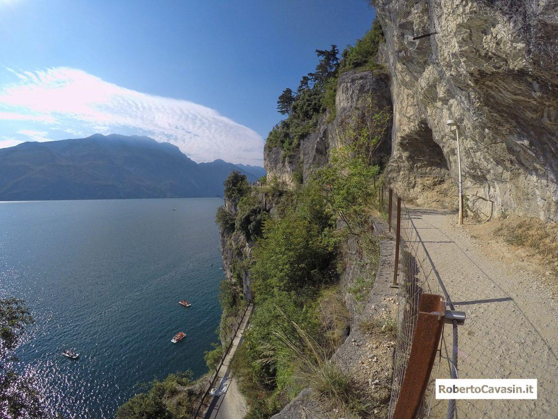Sentiero del Ponale, una Camminata sopra il Lago di Garda