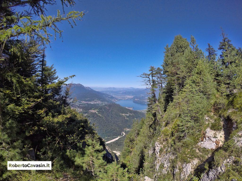 Percorso del Respiro degli Alberi. Sentiero tematico • Alpe Cimbra Folgaria Lavarone Luserna