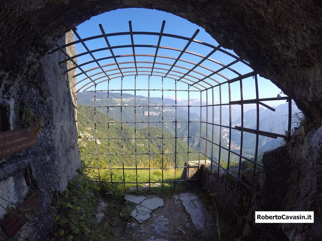 Forte Belvedere Gschwent - Lavarone